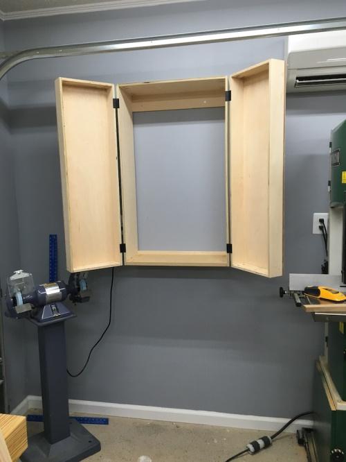 Tool Cabinet Mockup
