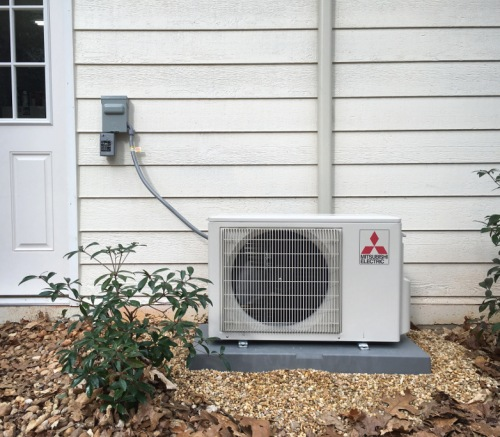 Mini-Split Ductless Air-conditioner