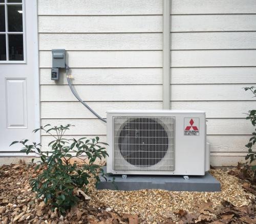 Mini-Split Ductless Air-conditioner