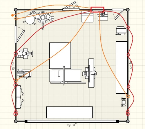 Planning electrical
