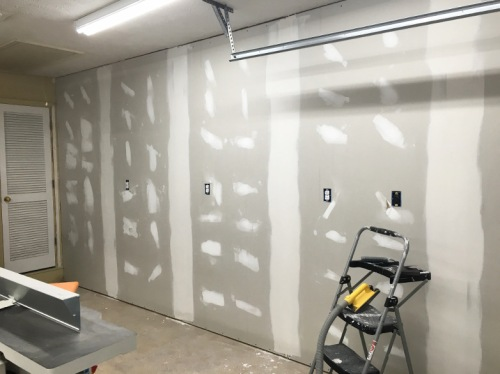 Completed Drywall