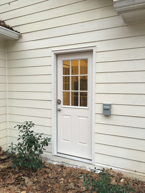 Exterior Door Complete